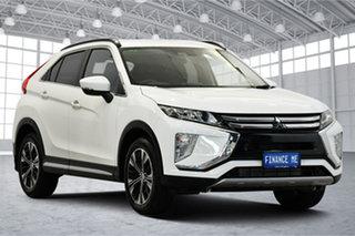 2020 Mitsubishi Eclipse Cross YA MY20 LS 2WD Starlight 8 Speed Constant Variable Wagon.