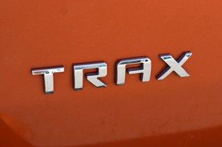 2013 Holden Trax TJ MY14 LTZ Orange 6 Speed Automatic Wagon