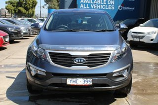 2010 Kia Sportage SL SI Blue 5 Speed Manual Wagon.