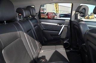 2018 Holden Captiva CG MY18 LTZ AWD Silver 6 Speed Sports Automatic Wagon