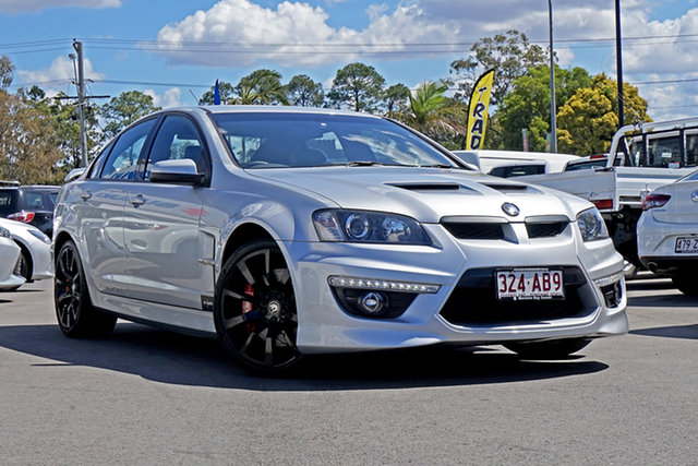 Used Holden Special Vehicles ClubSport E Series 3 MY12 R8, 2012 Holden Special Vehicles ClubSport E Series 3 MY12 R8 Silver 6 Speed Sports Automatic Sedan