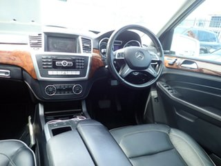 2012 Mercedes-Benz M-Class W166 ML500 7G-Tronic + White Crystal 7 Speed Sports Automatic Wagon