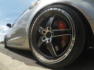 2007 Holden Special Vehicles ClubSport E Series R8 Silver 6 Speed Manual Sedan
