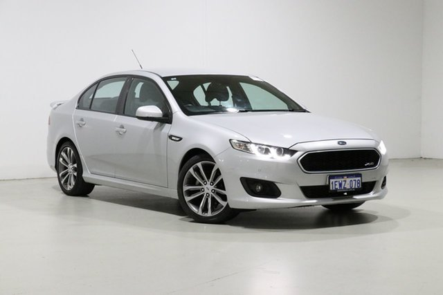 Used Ford Falcon FG X XR6, 2015 Ford Falcon FG X XR6 Silver 6 Speed Auto Seq Sportshift Sedan