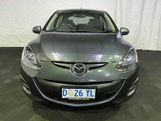 2014 Mazda 2 DE10Y2 MY14 Neo Sport Grey 5 Speed Manual Hatchback.