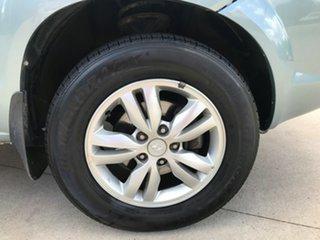 2009 Hyundai Tucson 08 Upgrade City SX Blue 4 Speed Automatic Wagon