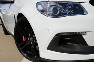 2016 Holden Special Vehicles ClubSport Gen F2 R8 LSA White 6 Speed Auto Active Sequential Sedan.