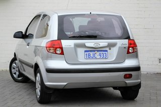 2003 Hyundai Getz TB FX Silver 5 Speed Manual Hatchback