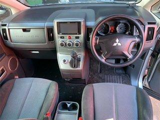 2011 Mitsubishi Delica CV5W D:5 Silver Constant Variable Van Wagon