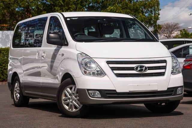Used Hyundai iMAX TQ3-W Series II MY17 Mount Gravatt, 2017 Hyundai iMAX TQ3-W Series II MY17 White 5 Speed Automatic Wagon