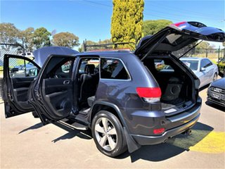 2015 Jeep Grand Cherokee WK MY15 Limited Black 8 Speed Sports Automatic Wagon
