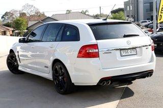 2017 Holden Commodore VF II MY17 SS V Sportwagon Redline White 6 Speed Sports Automatic Wagon.