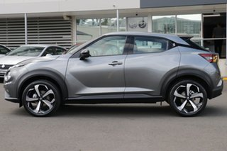 2021 Nissan Juke F16 ST-L DCT 2WD Gun Metallic 7 Speed Sports Automatic Dual Clutch Hatchback
