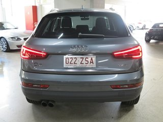 2017 Audi Q3 8U MY17 TFSI S Tronic Grey 6 Speed Sports Automatic Dual Clutch Wagon
