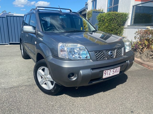 Used Nissan X-Trail T30 II MY06 ST-S X-Treme, 2007 Nissan X-Trail T30 II MY06 ST-S X-Treme Grey 5 Speed Manual Wagon