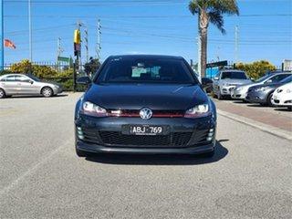 2014 Volkswagen Golf VII GTI Performance Grey Sports Automatic Dual Clutch Hatchback.