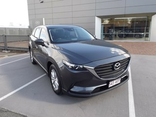 2016 Mazda CX-9 TC Sport SKYACTIV-Drive Machine Grey 6 Speed Sports Automatic Wagon.