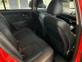 2010 Kia Sportage SL Platinum Burgundy 6 Speed Sports Automatic Wagon