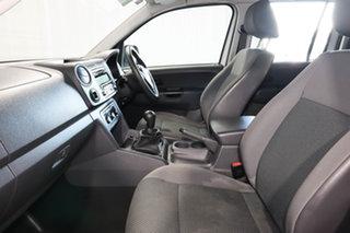 2011 Volkswagen Amarok 2H MY12 TDI340 4x2 White 6 Speed Manual Utility