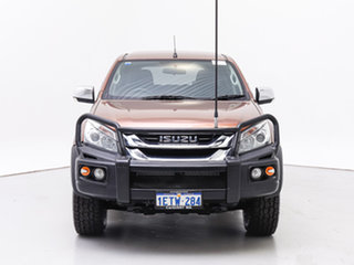 2015 Isuzu MU-X UC MY15 LS-U (4x4) Bronze 5 Speed Automatic Wagon.