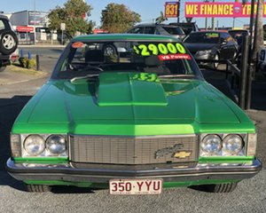 1978 Holden One Tonner HZ Green 3 Speed Automatic Traytop.