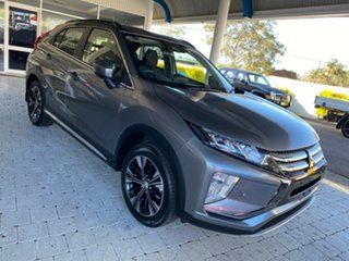 2018 Mitsubishi Eclipse Cross LS Grey Constant Variable Wagon.