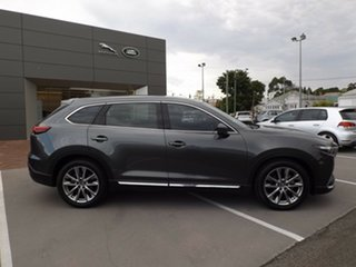 2017 Mazda CX-9 TC GT SKYACTIV-Drive i-ACTIV AWD Grey 6 Speed Sports Automatic Wagon.