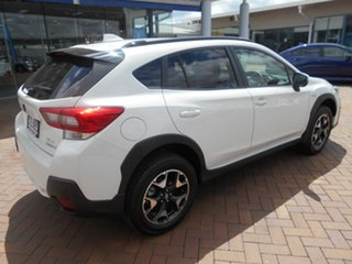 2020 Subaru XV MY20 Hybrid Crystal White Continuous Variable Wagon