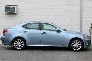 2010 Lexus IS GSE20R MY11 IS250 F Sport Blue 6 Speed Sports Automatic Sedan.
