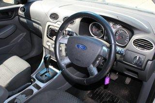 2011 Ford Focus LV MY11 LX Silver 4 Speed Automatic Sedan