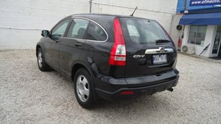 2007 Honda CR-V RE MY2007 4WD Black 5 Speed Automatic Wagon