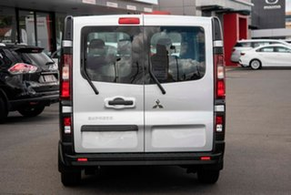 2020 Mitsubishi Express SN MY21 GLX SWB Silver 6 Speed Manual Van.
