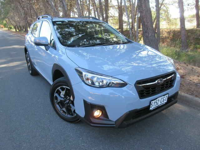 Demo Subaru XV G5X MY20 2.0i Premium Lineartronic AWD, 2020 Subaru XV G5X MY20 2.0i Premium Lineartronic AWD Cool Grey 7 Speed Constant Variable Wagon