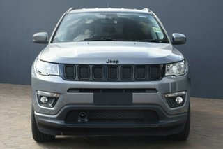 2020 Jeep Compass M6 MY20 Night Eagle FWD Grey Magnesio 6 Speed Automatic Wagon
