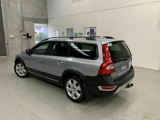 2007 Volvo XC70 BZ MY08 D5 LE Silver 6 Speed Sports Automatic Wagon