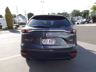 2016 Mazda CX-9 TC Sport SKYACTIV-Drive Machine Grey 6 Speed Sports Automatic Wagon
