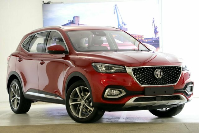 New MG HS SAS23 MY20 Excite DCT FWD Port Macquarie, 2020 MG HS SAS23 MY20 Excite DCT FWD Phantom Red 7 Speed Sports Automatic Dual Clutch Wagon