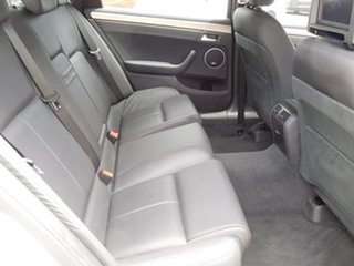 2010 Holden Caprice WM II Silver 6 Speed Sports Automatic Sedan