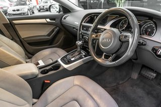 2013 Audi A5 8T MY13 Sportback Multitronic Black 8 Speed Constant Variable Hatchback