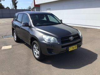2012 Toyota RAV4 ACA38R MY12 CV 4x2 Graphite 5 Speed Manual Wagon.