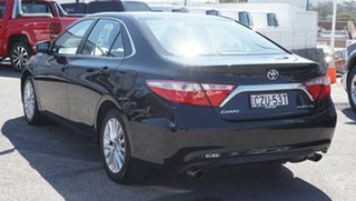 2015 Toyota Camry ASV50R Atara SL Black 6 Speed Sports Automatic Sedan