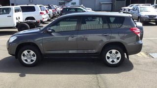 2012 Toyota RAV4 ACA38R MY12 CV 4x2 Graphite 5 Speed Manual Wagon