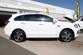 2016 Holden Captiva CG MY16 LTZ AWD White 6 Speed Sports Automatic Wagon.