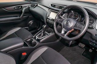 2020 Nissan Qashqai J11 Series 3 MY20 ST X-tronic Black 1 Speed Constant Variable Wagon