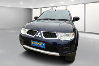 2012 Mitsubishi Challenger PB (KH) MY12 LS 5 Speed Sports Automatic Wagon.