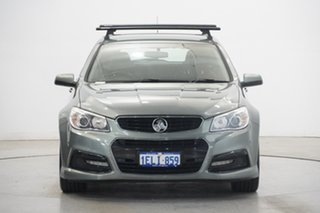2014 Holden Commodore VF MY15 SV6 Sportwagon Grey 6 Speed Sports Automatic Wagon.