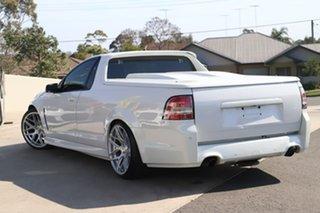 2016 Holden Ute VF II MY16 SV6 Ute White 6 Speed Manual Utility.