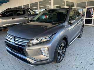 2018 Mitsubishi Eclipse Cross LS Grey Constant Variable Wagon
