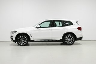 2019 BMW X3 G01 xDrive30I White 8 Speed Automatic Wagon
