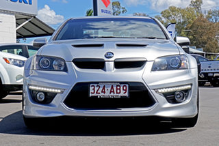 2012 Holden Special Vehicles ClubSport E Series 3 MY12 R8 Silver 6 Speed Sports Automatic Sedan.